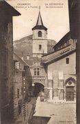 25981. Postal CHAMBERY (Savoie). Metropole D'Archeveché - Chambery