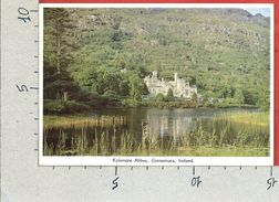 CARTOLINA VG IRLANDA - KYLEMORE ABBEY - Connemara - 10 X 15 - ANN. 1960 - Galway