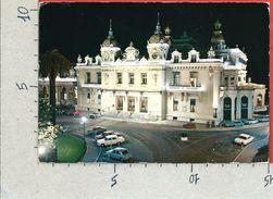 CARTOLINA VG MONACO - MONTE CARLO - Les Illumination Du Casino - 10 X 15 - ANN. 1969 - Monte-Carlo