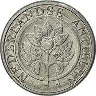 Netherlands Antilles, Beatrix, 5 Cents, 1997, SUP, Aluminium, KM:33 - Antilles Neérlandaises