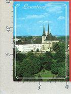 CARTOLINA VG LUXEMBOURG - La Cathedrale - 10 X 15 - ANN. 1992 - Lussemburgo - Città