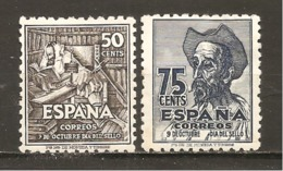 España/Spain-MH/*) - Edifil  1012-13 - Yvert  759-60 (defectuosos) - 1931-Today: 2nd Rep - ... Juan Carlos I