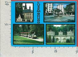 CARTOLINA VG LUXEMBOURG - Vedutine - 10 X 15 - ANN. 1992 - Lussemburgo - Città