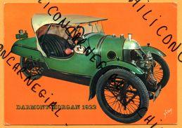 """"""" Teuf Teuf """" - Darmont Morgan 1922 - Vieille Voiture - Transmission Par Chaînes à La Roue AR - YVON N° 39 - 1969 - Altri"""