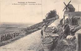 Verzenay     51      Epluchage Du Raisin       (voir Scan) - Altri Comuni