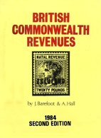 BRITISH COMMONWEALTH, British Commonwealth Revenues, By J. Barefoot & A. Hall - Revenue Stamps