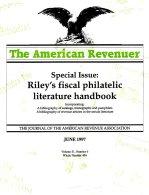 WORLDWIDE, Riley's Fiscal Philatelic Literature Handbook, By Richard Riley - Fiscaux