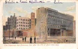 Cartolina San Francisco The Emporium After The Fire Of April 1906 - Cartoline