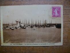 """île D'oléron , Le Port De La Cotinière Et Sa Flotille De Pêcheurs """""""" Carte Animée """""""" - Ile D'Oléron"""