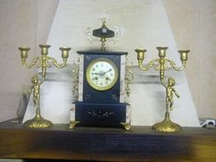 Pendule Napoléon - Clocks