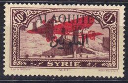 Alaouites Poste Aérienne N° 12 * - Alaouite (1923-1930)