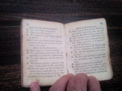 Catecismo Cristiana 1839 De Ripalda - Religion & Occult Sciences