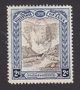 British Guiana, Scott #153, Used, Old Man's Falls, Issued 1898 - British Guiana (...-1966)