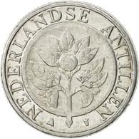 Netherlands Antilles, Beatrix, 5 Cents, 2008, SUP, Aluminium, KM:33 - Antilles Neérlandaises