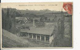 Hauterives  Mines De Lignites - Francia