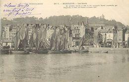 A-17.3266 :  HONFLEUR. LE PORT - Honfleur