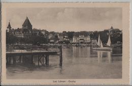 Lac Leman - Ouchy - Photoglob - VD Vaud