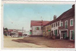 Cpsm Le  Valdahon   Grande Rue - France