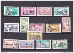 Zanzibar Y Tanzania Nº 328 Al 341 - Zanzibar (1963-1968)