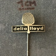 Badge (Pin) ZN005814 - Table Tennis (Ping Pong) Delta Lloyd - Table Tennis