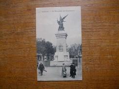 """Moulin , Le Monument Des Combattants """" Carte Animée """" - Moulins"""