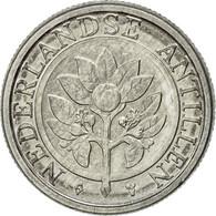 Netherlands Antilles, Beatrix, Cent, 1998, Utrecht, SUP, Aluminium, KM:32 - Antilles Neérlandaises