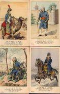 « Les Uniformes Du 1er Empire – Le Service De Santé – Les Maîtres » -série 59 - Ed. Treuttel Et Wurtz, Strasbourg - Uniformes