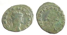 [H] +++ GALLIENUS Antoninianus - Siscia - Panther - Zoo Series +++ - 5. Der Soldatenkaiser (die Militärkrise) (235 / 284)