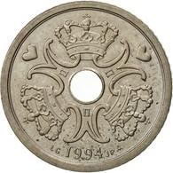 Danemark, Margrethe II, Krone, 1994, Copenhagen, TTB+, Copper-nickel, KM:873.1 - Denmark