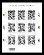 ITALIA 2015 - Juventus Campione D' Italia 2014 / 2015 - FOGLIETTO ** Con Codice A Barre - 2011-...:  Nuovi