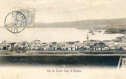 Grece - Crète - Vue De Coum Capi Et Halepa - Grecia
