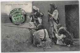 CPA Pakistan Guerre  Afghanistan Circulé - Pakistan