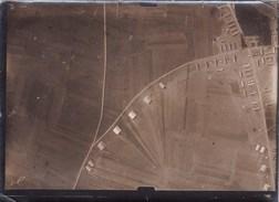 Photo Aérienne 1914 1918 Terrain Aviation La Chapelle La Reine Aviation Avion Escadrille Aéronautique WWI 1.WK - War, Military