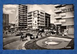 62 E Calais Boulogne Sur Mer Entrée De La Rue Nationale ( Ft 9 X 14 ) - Boulogne Sur Mer