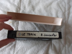Cassette Vidéo Film Le Train Avec Burt Lancaster - Video Tapes (VHS)