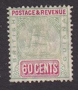 British Guiana, Scott #168, Used?, Seal Of The Colony, Issued 1905 - British Guiana (...-1966)