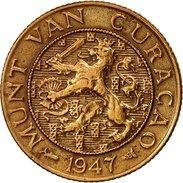 Curacao, Cent, 1947, Denver, TTB+, Bronze, KM:41 - Curaçao