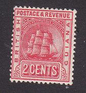 British Guiana, Scott #172, Mint Hinged, Seal Of The Colony, Issued 1907 - British Guiana (...-1966)
