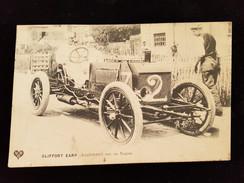 CPA Cliffort Earp Sur Sa Napier - Sport Automobile
