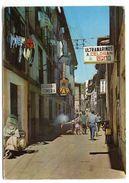 Espagne --LAREDO-- Rue Des Novas De Tolosa (très Animée,commerces Dont SPAR, Beau Scooter)...pas Très Courante - Cantabria (Santander)