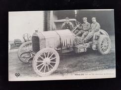 CPA Rougier Sur De Dietrich - Sport Automobile
