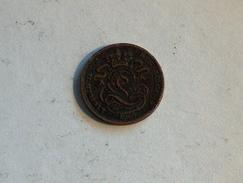 Belgique 1 Cent 1902 Centime - 1865-1909: Leopold II