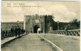 SERBIA  NIS  NISCH  Entrée De La Forteresse Par Le Vieux Pont - Serbia