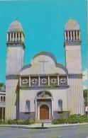 Honduras La Ceiba Iglesia Parroquial San Isidro Labrador Catholic Church - Honduras