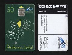 Estonia - 1997 - Cartoon - 10.000 Issued - Estonie