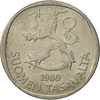 Finlande, Markka, 1980, TTB+, Copper-nickel, KM:49a - Finlande