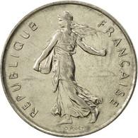 France, Semeuse, 5 Francs, 1973, Paris, SUP+, Nickel Clad Copper-Nickel - France