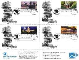 UNITED STATES, 1989, Inteiro Postal/Postal Stationery - 1981-00
