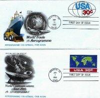UNITED STATES, 1982, Inteiro Postal/Postal Stationery - 1981-00