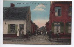 PONT A MARCQ (59) - RUE DES BEAUX JARDINS - France